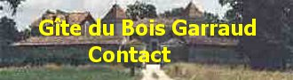 Gite rural Landes Gascogne Contact